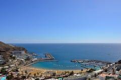Puerto Rico, Gran Canaria royalty-vrije stock afbeeldingen