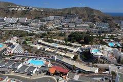 Puerto Rico, Gran Canaria stock foto's