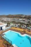 Puerto Rico, Gran Canaria royalty-vrije stock fotografie