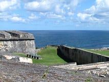Puerto Rico - la isla Borinquén foto de archivo libre de regalías