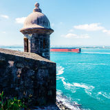 Puerto Rico Landcape Royalty Free Stock Images