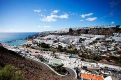 Puerto Rico, Spain. Puerto Rico, Gran Canaria, Spain Stock Images