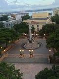 Puerto Rico stary San Juan fotografia royalty free