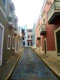 Puerto Rico stary San Juan zdjęcie royalty free