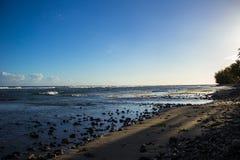 Puerto Rico sydkust Royaltyfri Bild