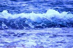 Puerto Rico Waves Royalty Free Stock Photography