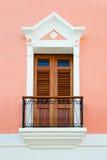 Puerto Rico Window Stock Photography