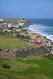 Puerto- Ricoansicht Stockfoto
