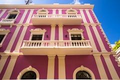 Puerto- Ricoarchitektur Lizenzfreie Stockfotos