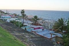 Puerto- Ricobretterbuden Stockfotos