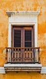 Puerto- Ricofenster Lizenzfreie Stockbilder