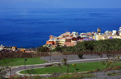 Puerto Santiago Imagen de archivo