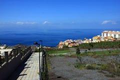 Puerto Santiago Foto de archivo