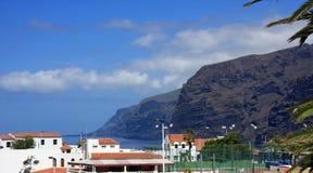 Puerto Santiago Fotos de archivo