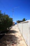 Puerto Santiago Imagenes de archivo