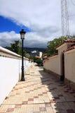 Puerto Santiago Fotografía de archivo