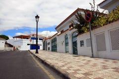 Puerto Santiago Imagen de archivo libre de regalías