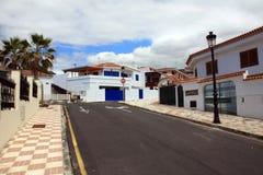Puerto Santiago Stock Photo