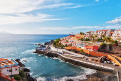 Puerto Santiago, Tenerife Stock Images
