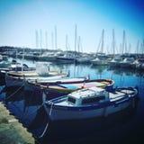 Puerto Six-Four Fotografía de archivo libre de regalías