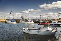 Puerto Suecia de Svanshall Imagen de archivo libre de regalías