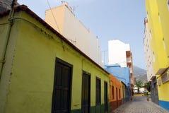 Puerto Tazacorte Photos stock