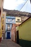 Puerto Tazacorte Photographie stock libre de droits