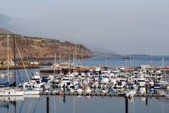 Puerto Tazacorte Royalty-vrije Stock Afbeeldingen