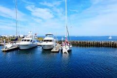 Puerto Townsend, WA Imagen de archivo