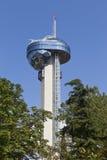 Puerto Tuapse, región de Krasnodar, Rusia de la torre del control de tráfico Imágenes de archivo libres de regalías