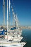 Puerto turístico - Italia Foto de archivo libre de regalías