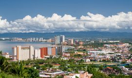 Puerto Vallarta Lizenzfreie Stockfotos