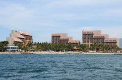 Puerto Vallarta hotel Fotografia Stock