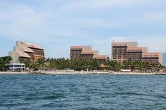 Puerto Vallarta Hotel Stock Photography