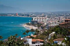 Puerto Vallarta, Messico Fotografia Stock