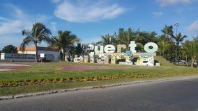 Puerto Vallarta, Messico Fotografie Stock Libere da Diritti