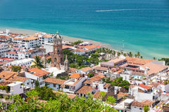 Puerto Vallarta Mexico Arkivbild