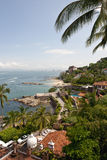 Puerto Vallarta resort Stock Image