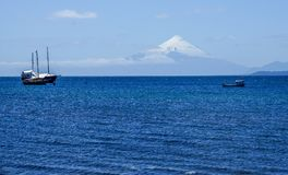 Puerto Varas, Chile royalty free stock images
