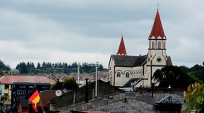 Puerto Varas, Patagonia, Chile royalty free stock images