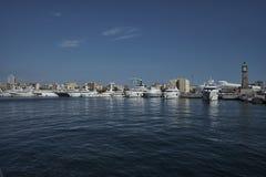 Puerto Vell de OneOcean Fotografía de archivo