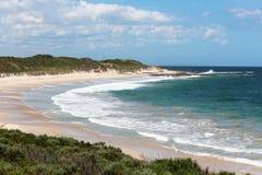 Puerto ventoso Australia del oeste Imágenes de archivo libres de regalías