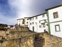 Puerto Viejo in Algorta, Getxo Stock Photography