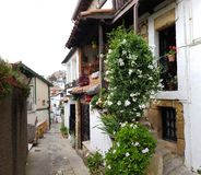 Puerto Viejo, Bilbao, Espagne Image stock