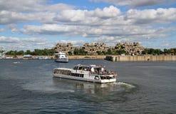 Puerto viejo de Montreal Imagen de archivo