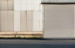 Puerto viejo de Warehouse Fotos de archivo libres de regalías