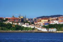 Puerto Viejo Getxo Fotografia Stock