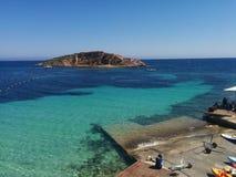 Puertoportalen, Mallorca Royalty-vrije Stock Afbeelding
