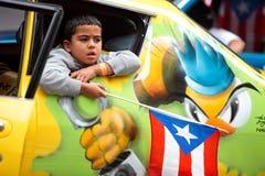 Puertorikanische Tagesparade Lizenzfreie Stockfotografie