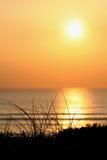 Puesta del sol 2 Fotografía de archivo libre de regalías